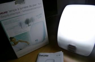 Beurer TL 40 Tageslichtlampe im Test
