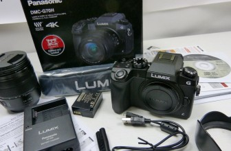 Unboxing: Panasonic Lumix G70 (DMC-GH70H)