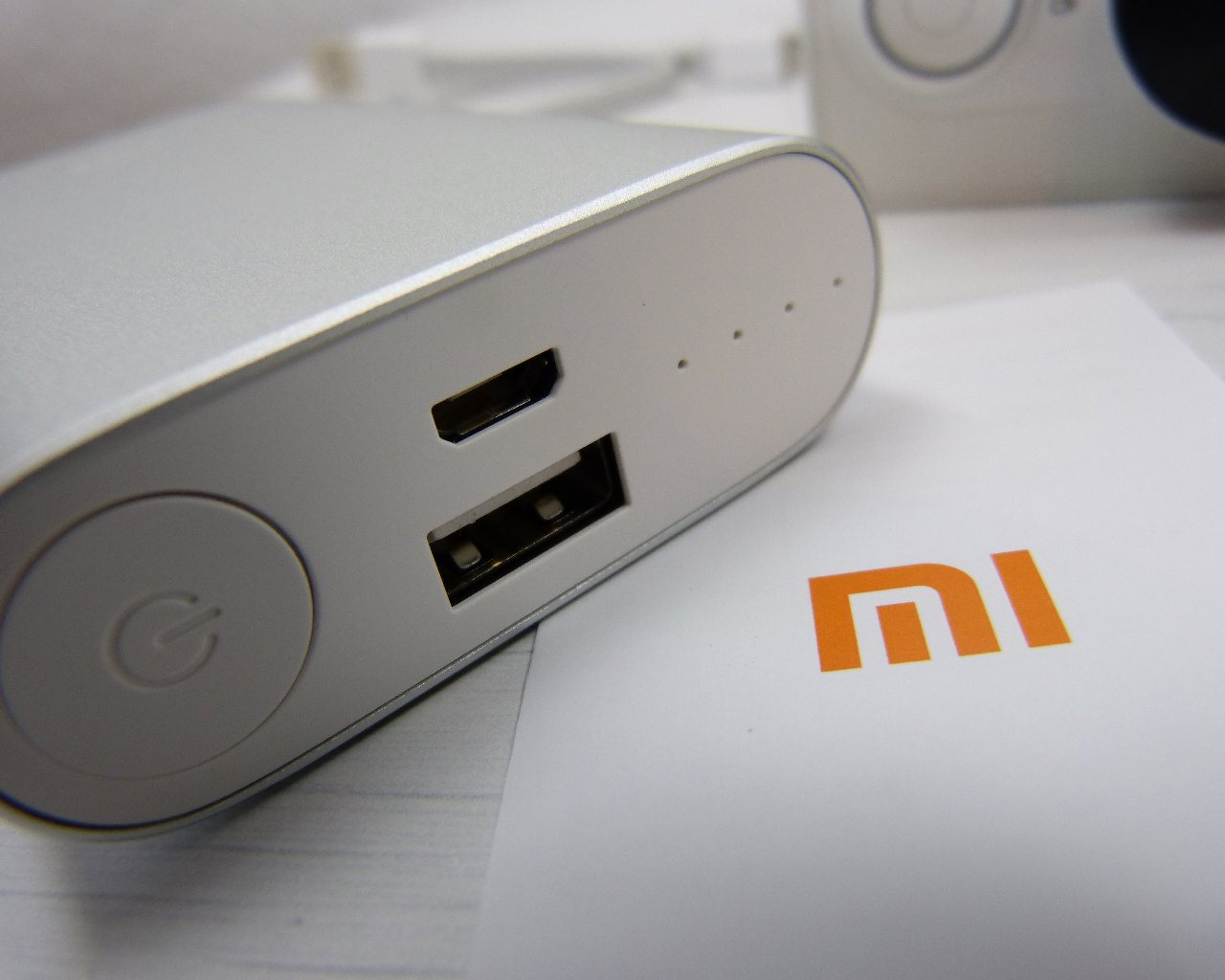 xiaomi powerbank im test 012 die testberichtseite. Black Bedroom Furniture Sets. Home Design Ideas
