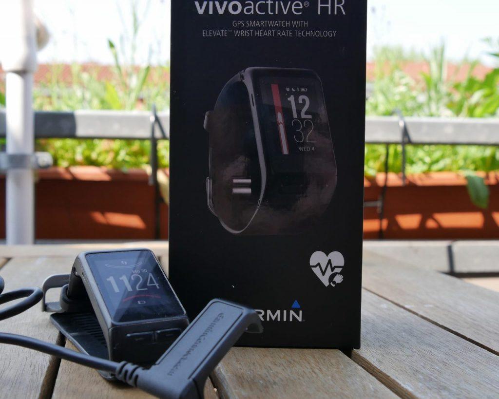 Garmin Vivoactive HR im Test Testbericht Review020