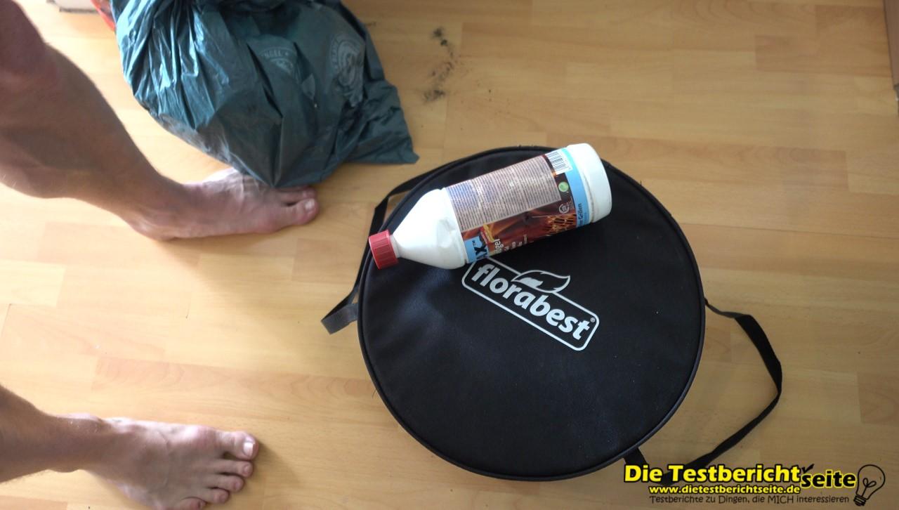 Florabest Holzkohlegrill Anleitung : Florabest holzkohlegrill mit aktivbelüftung im langzeit test die