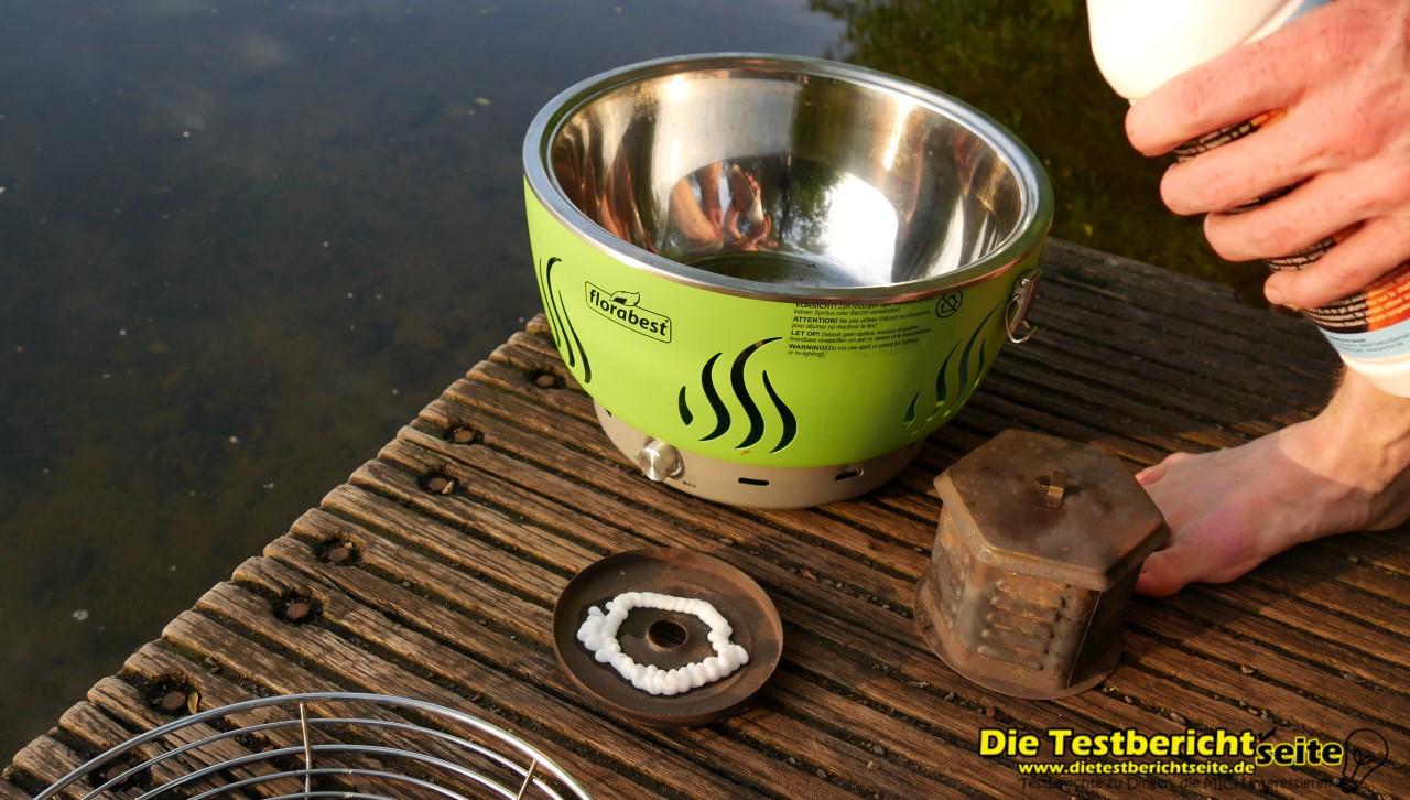 Florabest Holzkohlegrill Mit Aktivbelüftung Bewertung : Florabest grill im test holzkohlegrill mit aktivbelüftung von