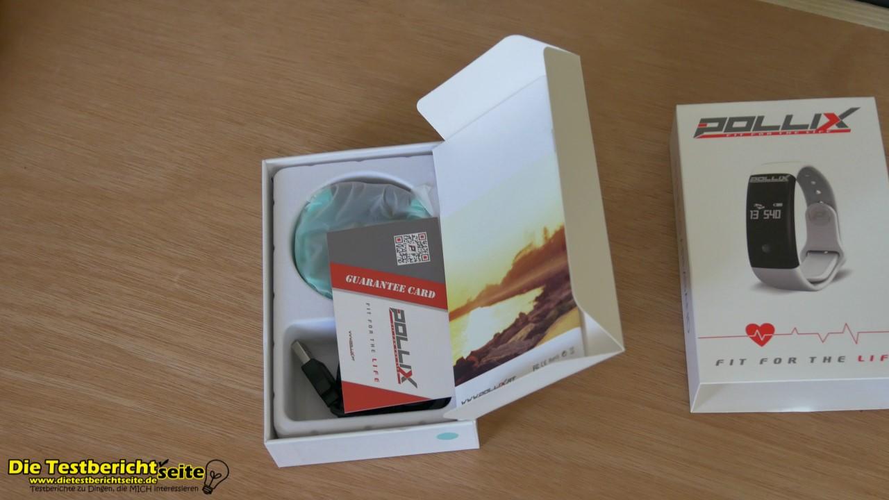 Iphone Entfernungsmesser Bedienungsanleitung : Pollix fitnesstracker im test: das robuste einfache armband mit puls