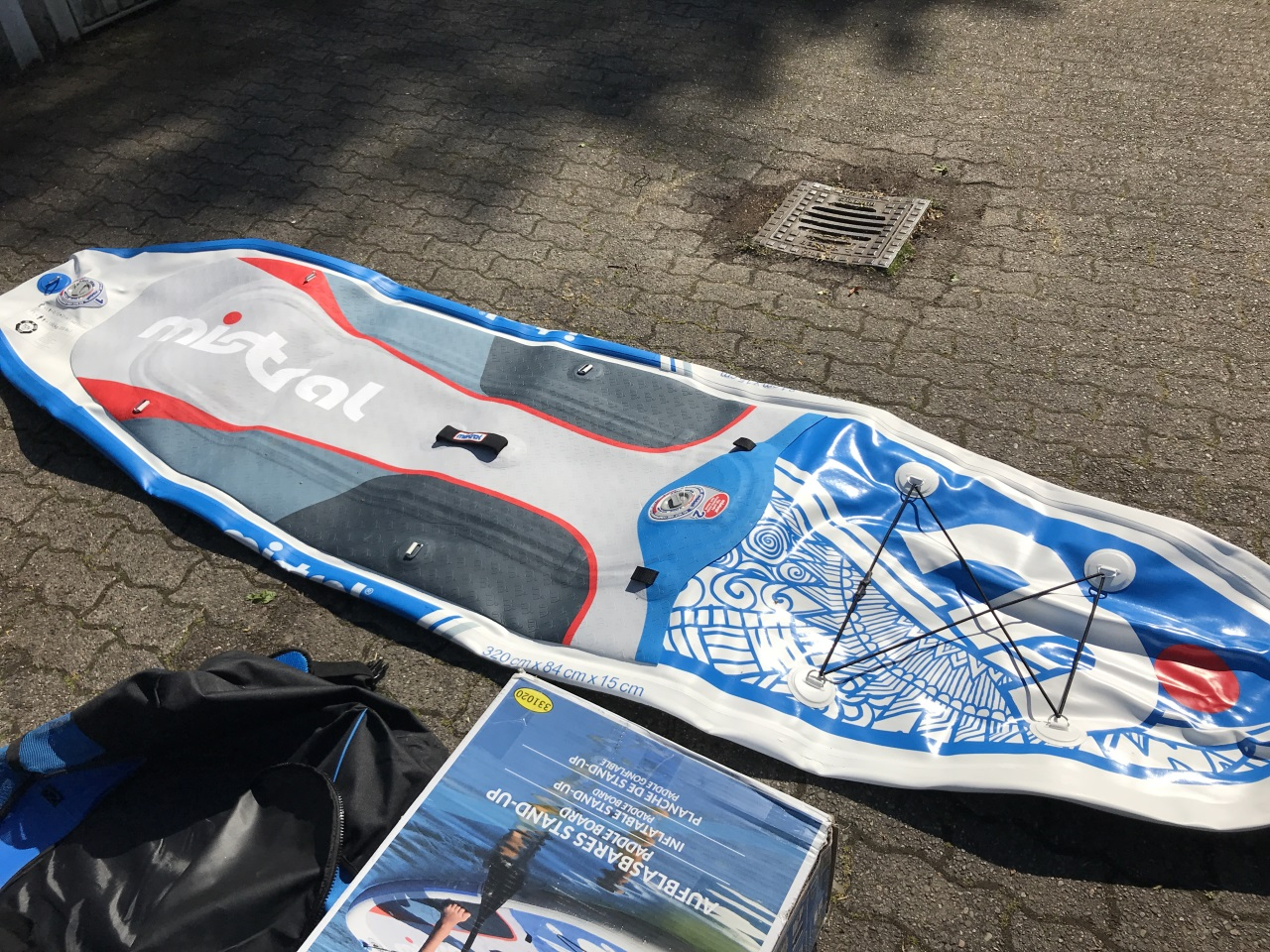 Lidl Sup Board
