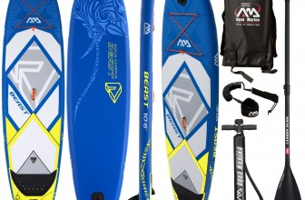 Aqua Marina Beast 10'6″ iSUP (2018): Der moderne Allrounder