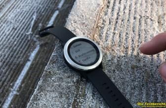 Garmin Vivoactive 3 im Test: Der Sport-Allrounder mit GPS und Puls