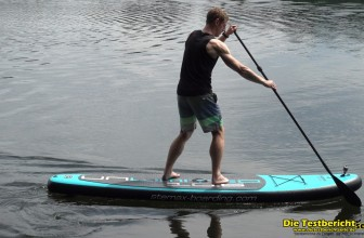 Stand Up Paddling (SUP): Bester Sport im Sommer!