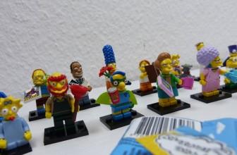 Lego Minifiguren: Die Simpsons (Serie 2) im Test