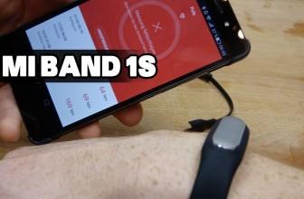 Xiaomi Mi Band 1S – Zwischenfazit nach 7 Tagen
