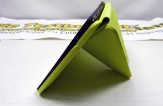 Kindle Fire HD Origami Schutzhülle im Test